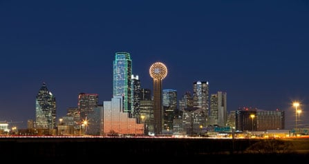 Downtown Dallas TX Movers