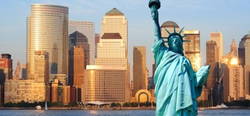 International moving services to New York