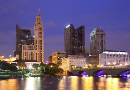 International moving services to Columbus