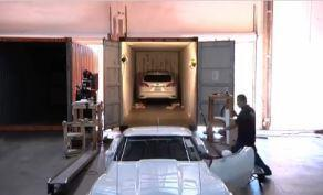 container car shipping
