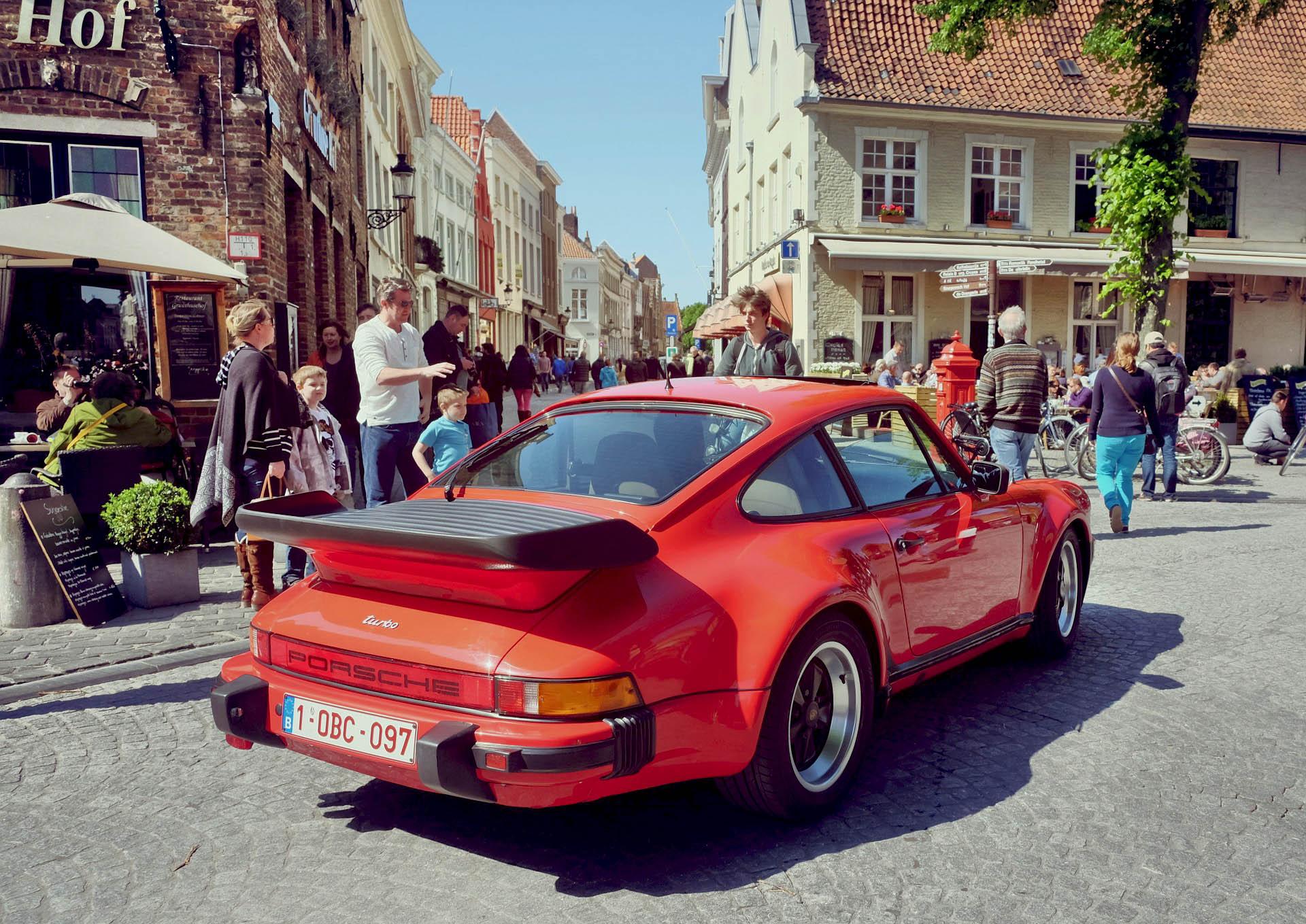 Import Car from Belgium