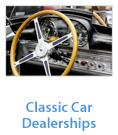 Classic Car Dealerships
