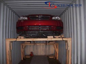 Shipping Cars Overseas in Container