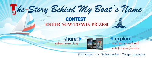 Boat Owners Contest Banner- Schumacher Cargo Logistics