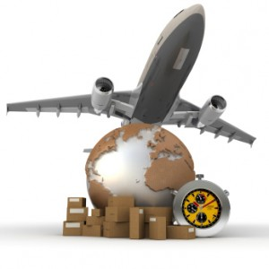 International Air Shipping