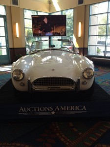 Image of Auctions America classic car