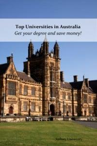 Image of Sydney University