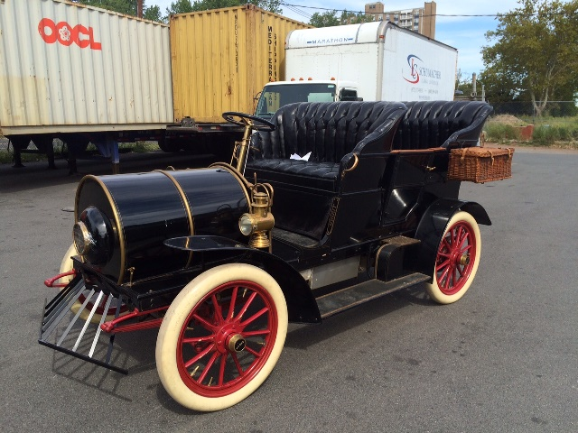 1904 Steam Car