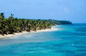 Nicaragua Coastline