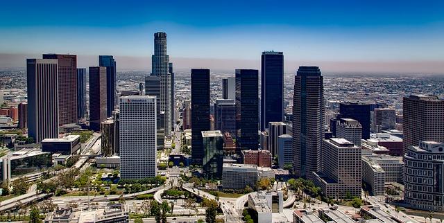 Los Angeles City Line