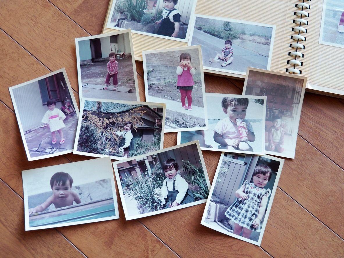 Childhood Photos for Nostalgia