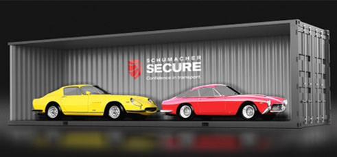 Schumacher Secure - Classic Car Shipping