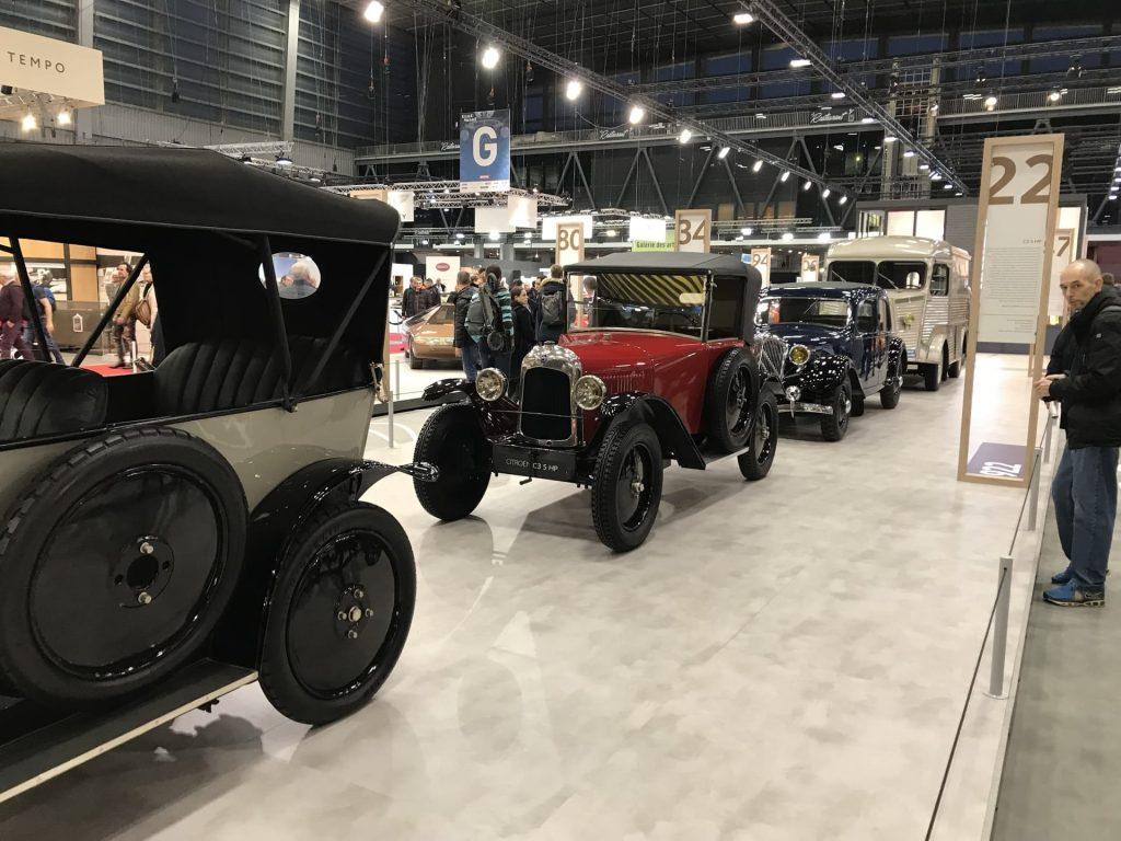 Citroen Vintage Car