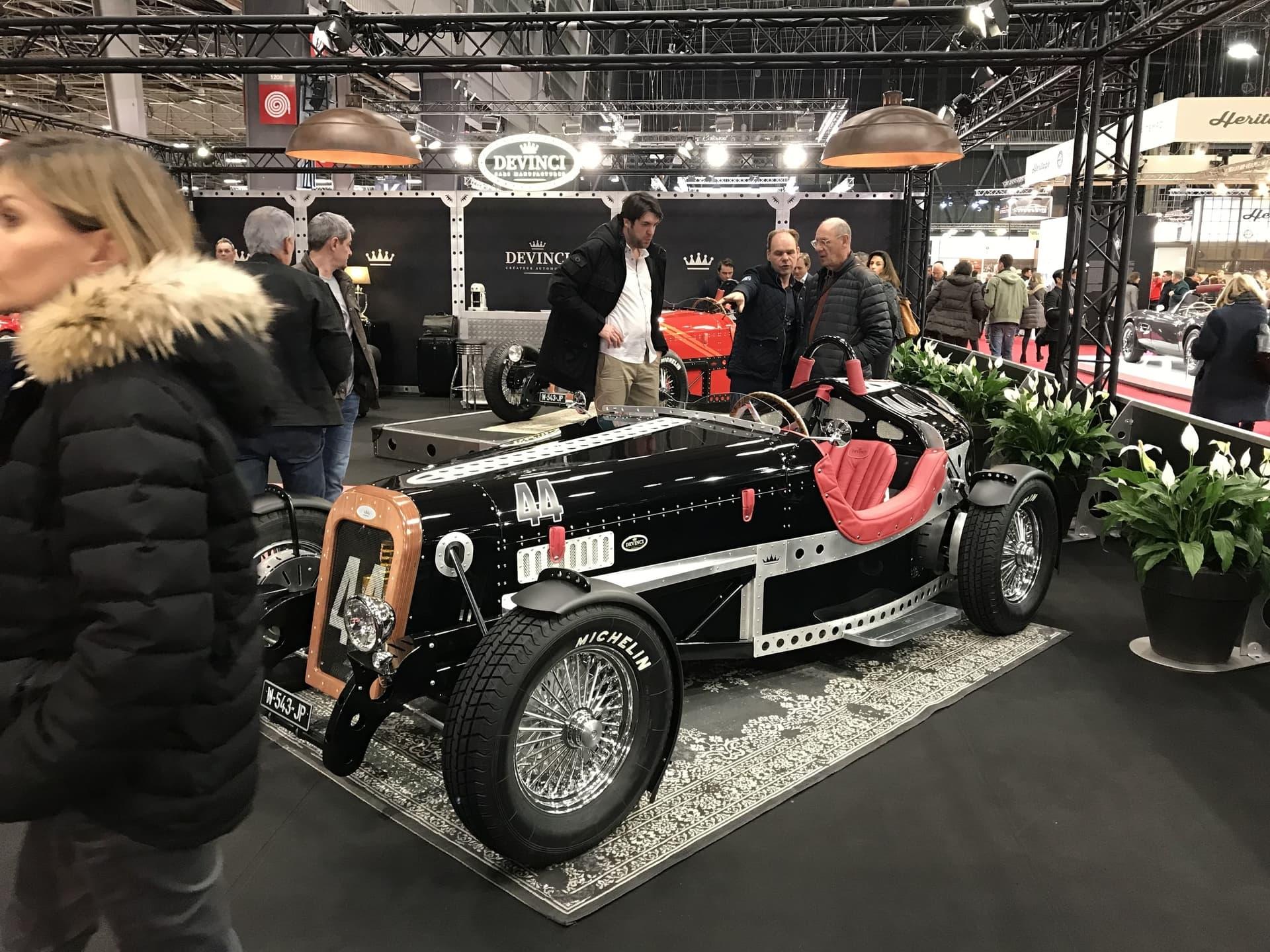 DEVINCI's New Electric Cars Evoke Old Sensibility