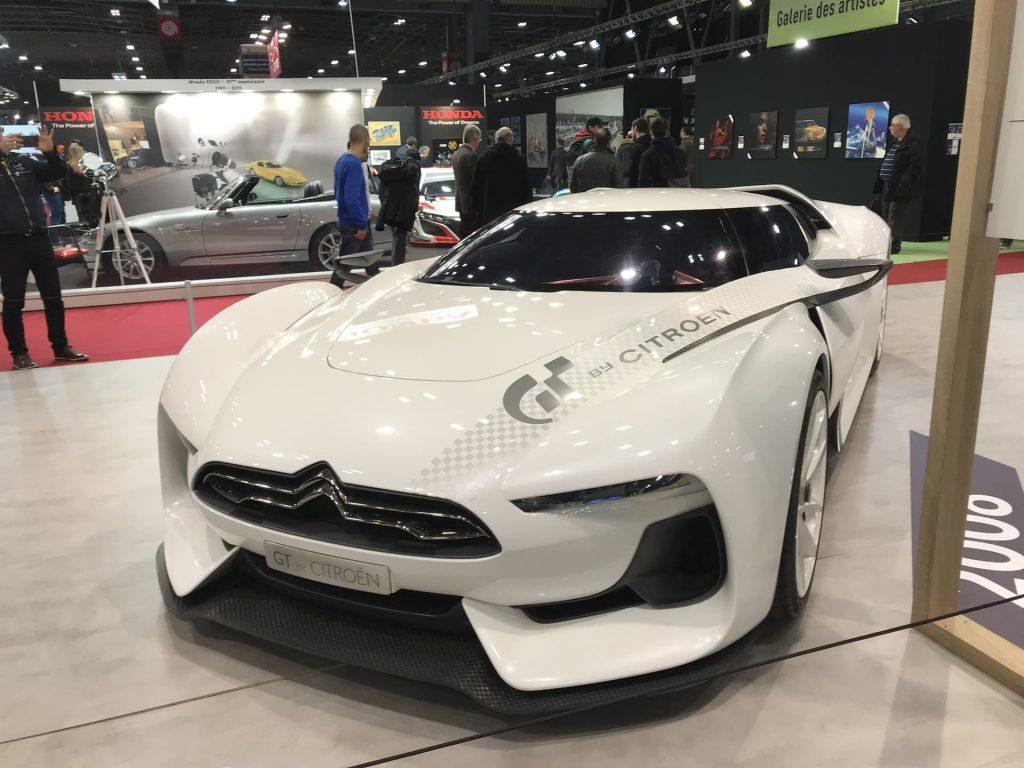 GTbyCitroen: Their Take on Supercars