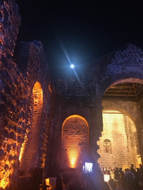 Ruins of Panama City - The Panama Viejo