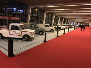 Retromobile show floor