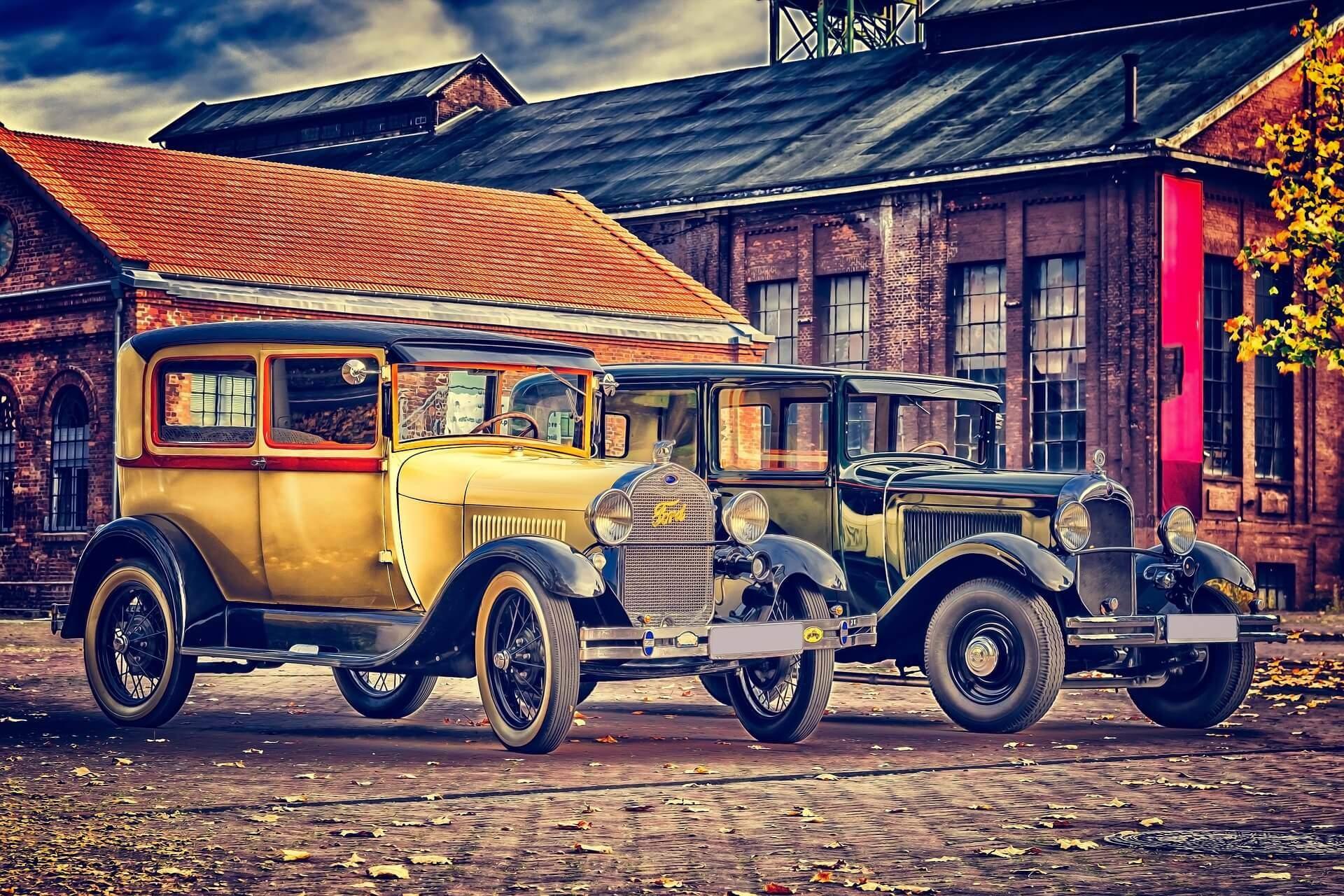 Deutschland Klassisches Auto Verschiffen