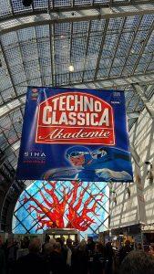 Techno Classica Banner