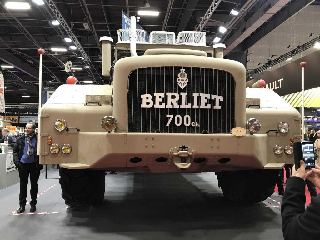 BerlietT100Front