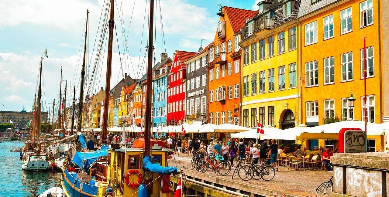 Moving to Denmark Copenhagen Canal City