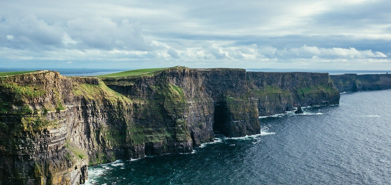 Moving to Ireland Irish Cliffs of Moher