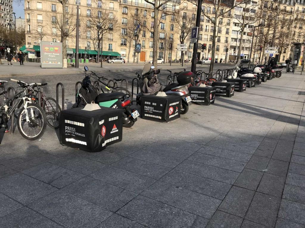 Paris Setup
