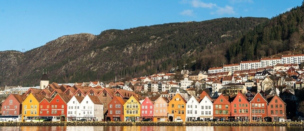 Moving to Norway Bergen Oceanside Towns