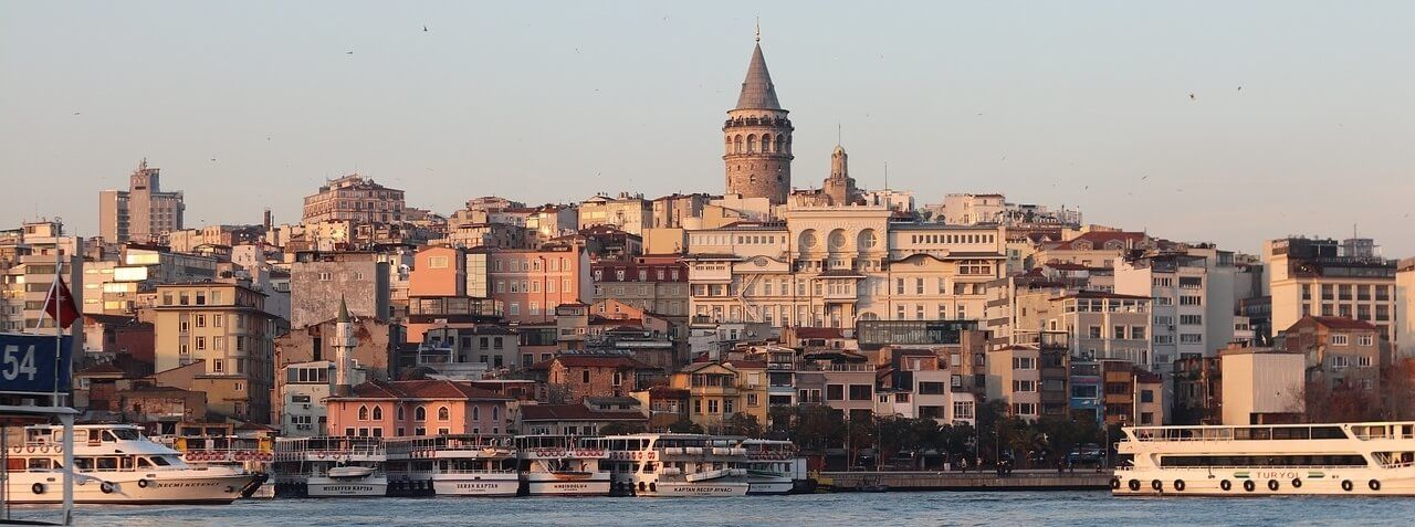 Moving to Turkey Istanbul City on the Sea