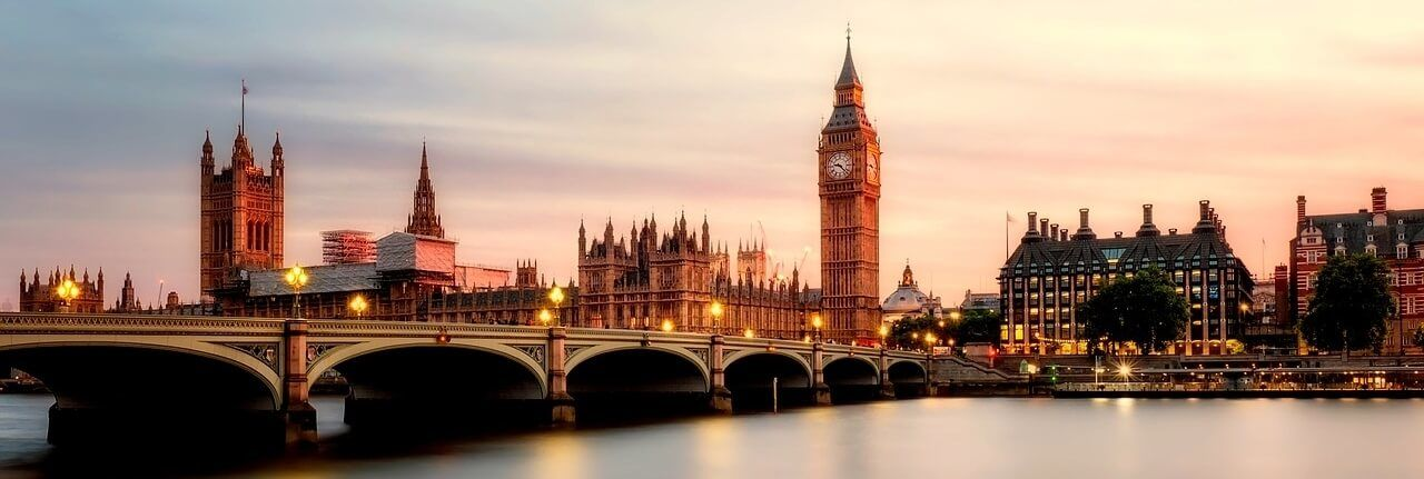 Ship a Car to the UK England Big Ben Skyline