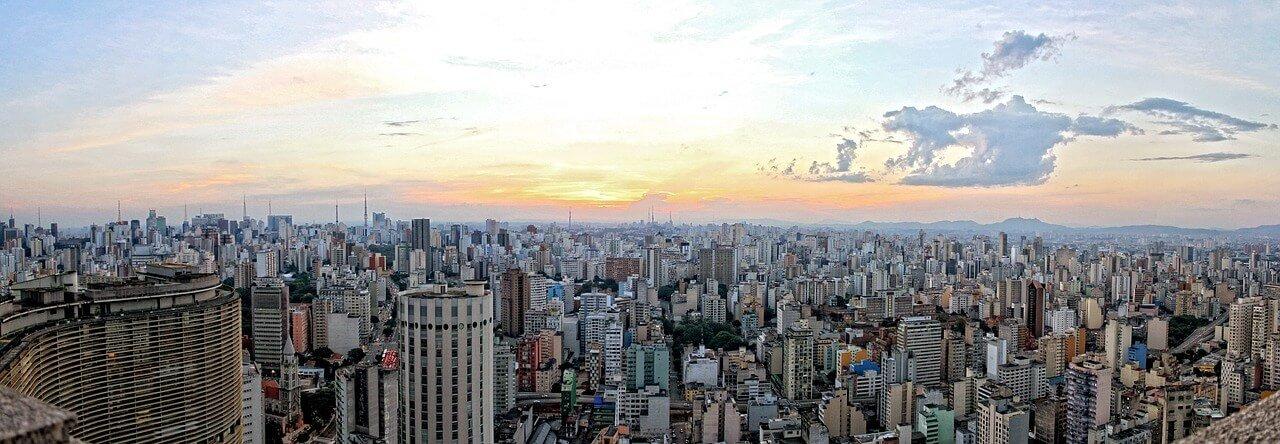 moving to brazil sao paolo city skyline