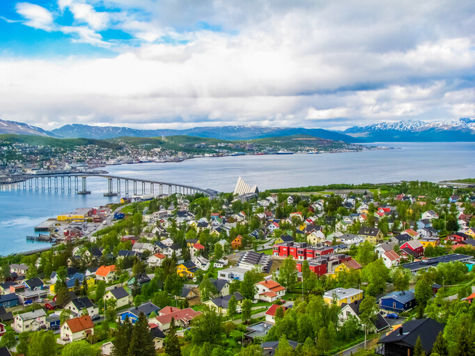 Moving Family to Norway from the U.S.