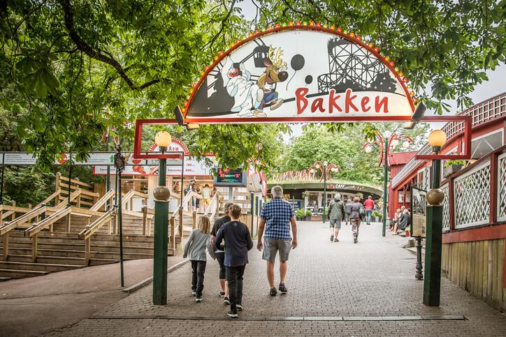 Bakken Amusement Park #9 of the 10 best things to do in Copenhagen