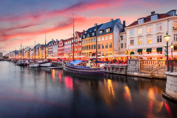 Copenhagen, Denmark on the Nyhavn Canal #2 top 10 best things to do in Copenhagen