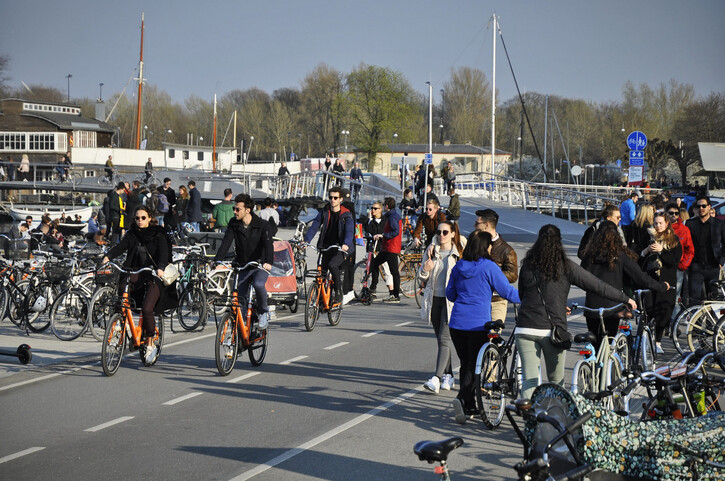 Renting a bike is #7 of the 10 best things to do in Copenhagen