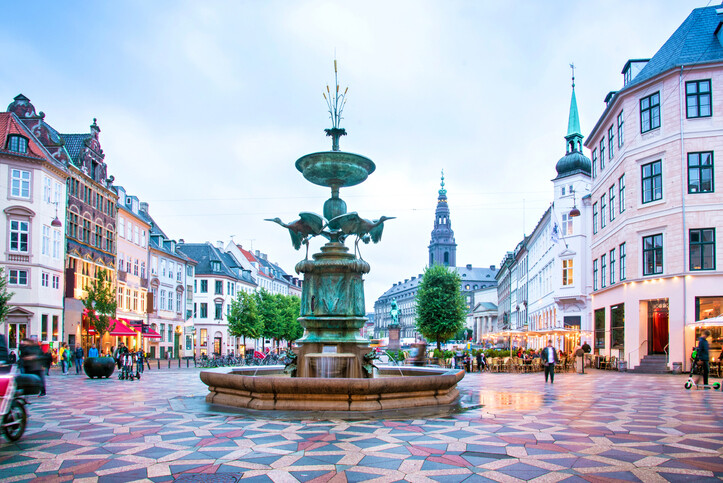 Shopping on Strøget #5 of the top 10 best things to do in Copenhagen