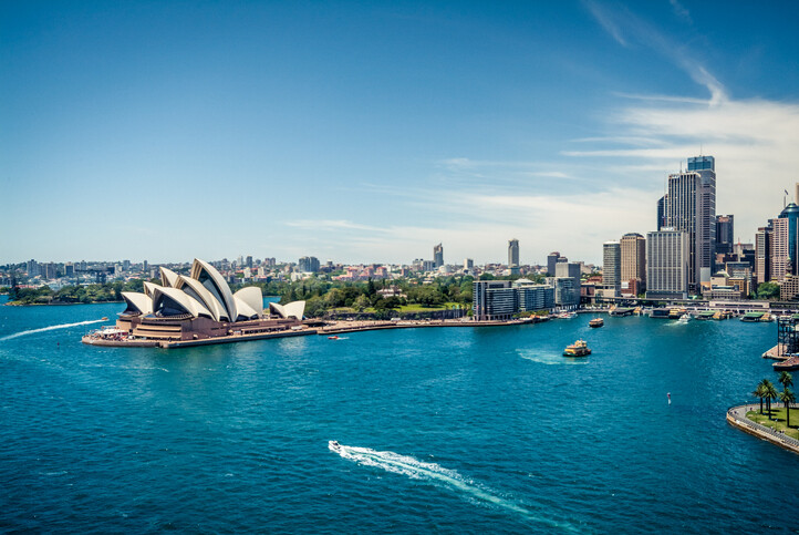 Moving to Sydney from the USA