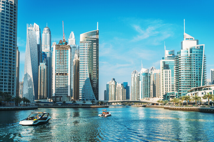 Dubai on year virtual working program