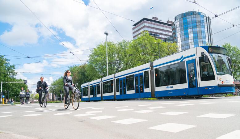 Transportation Around Amsterdam