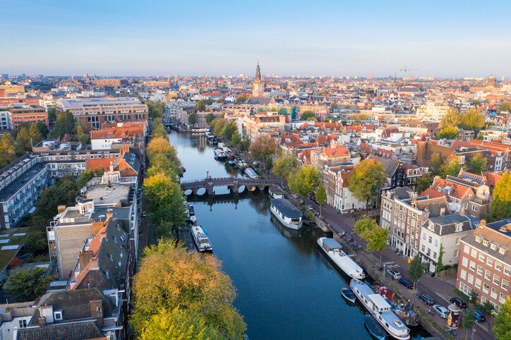 Moving To Amsterdam From The USA - Schumacher Cargo Logistics